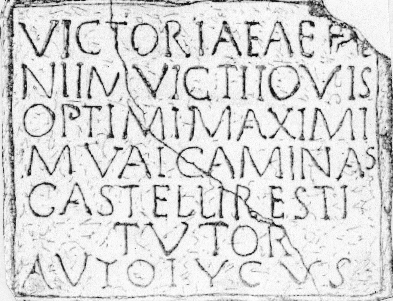 Lapide Romana