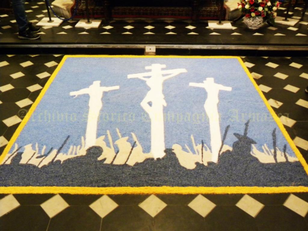 L'altare della Reposizione 2018